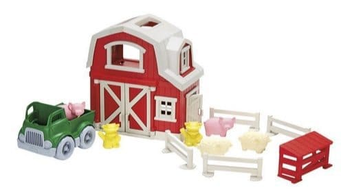 Green Toys Farm Playset Only $25.23 (Was $50)