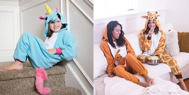 Animal Onesie Pajama Costume Deals - Up to 55% Off Emolly Fashion **Today Only**