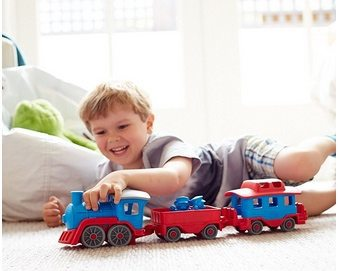 Green Toys Train Only $11.91 (Was $30)