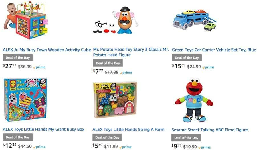 Great Deals on Preschool Toys - Up to 72% Off **Today Only**