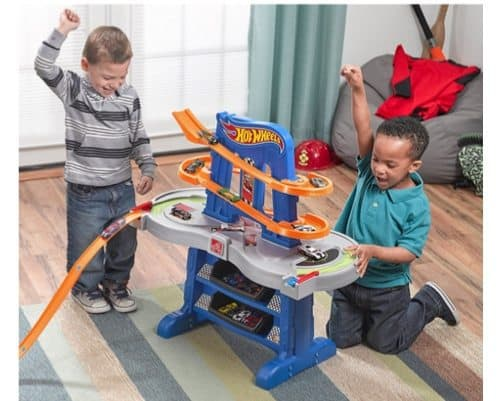 Step2 Hot Wheels Road Rally Raceway Play Table Only $39.99