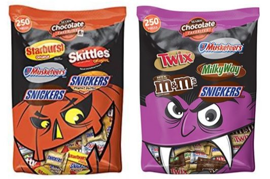 Halloween Candy Deals **Today Only**