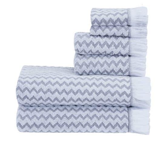 Better Homes & Gardens 6-Piece Towel Set ONLY $8.98