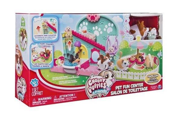 Chubby Puppies & Friends Pet Fun Center $9.87 (Was $30)