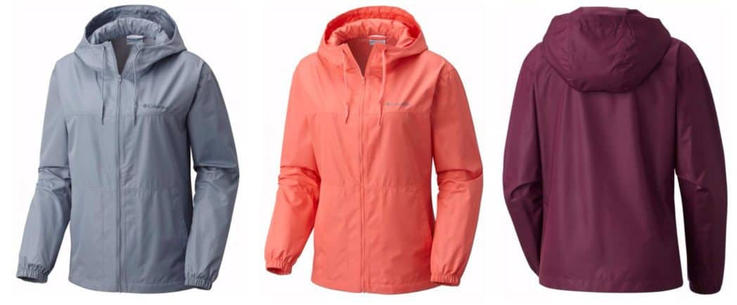 Women's Cheyanne Beach EXS Windbreaker Only $27.98 (Was $60)