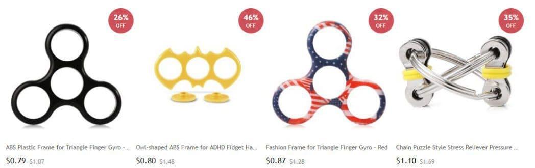 Fidget Spinner Deals