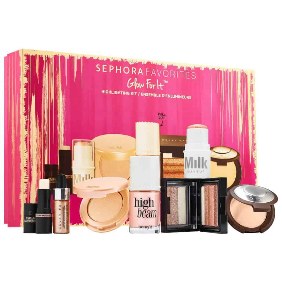 Discounted Holiday Makeup Sets from Sephora