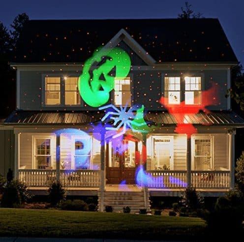 KMASHI Halloween Laser Projector $26.99