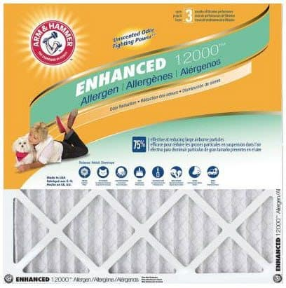4-Pack Arm & Hammer Air Filters $19.99 Shipped (Was $34) ***Today Only**
