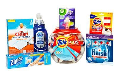 Extra $10 Off $35 Household Essentials Purchase