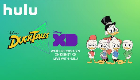 FREE 7-Day Trial of HULU Live **HOT - FREE Disney XD**