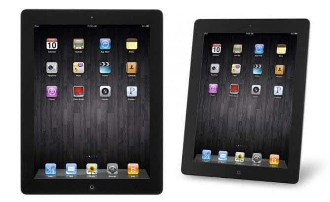 Apple iPad 4 w/ Wi-Fi + 4G - 32GB - Black Only $199 Shipped
