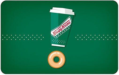 $50 Krispy Kreme Gift Card ONLY $40 Shipped