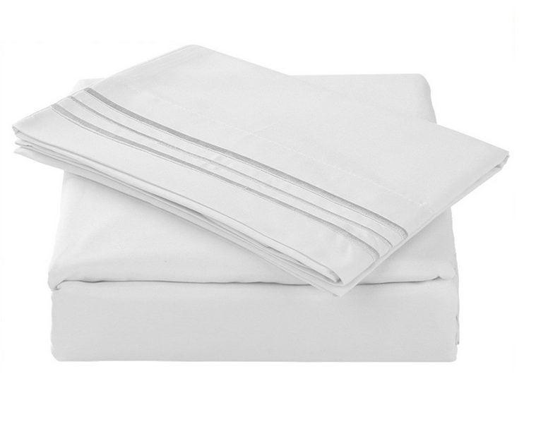 TasteLife Deep Pocket Bed Sheet Set $14.90 (Was $120)