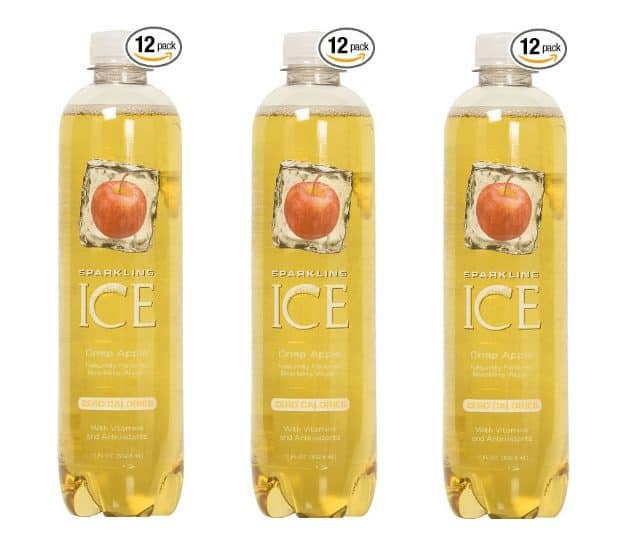 Sparkling Ice Crisp Apple 12 Pack $9.06 Shipped **Only 75¢ Per Bottle**