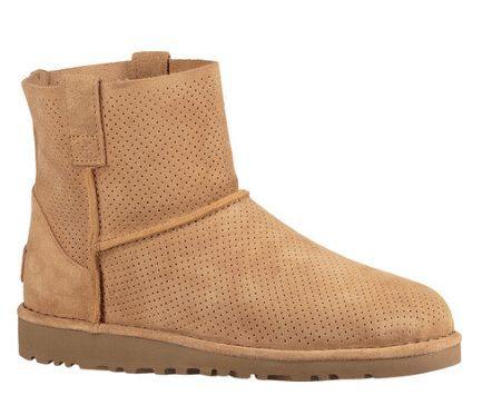 Women's UGG Classic Unlined Mini Perf ONLY $65