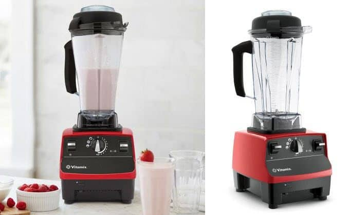 Vitamix Deal: Certified Reconditioned Vitamix Blender ONLY $258 Shipped