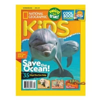 National Geographic KidsMagazine Deal