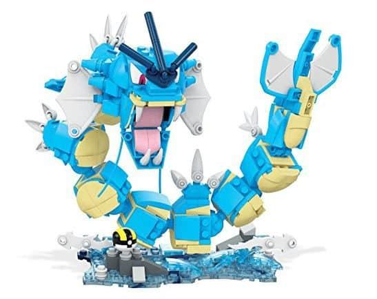 Mega Construx Pokemon Gyarados Building Set $17.48 (Was $34)
