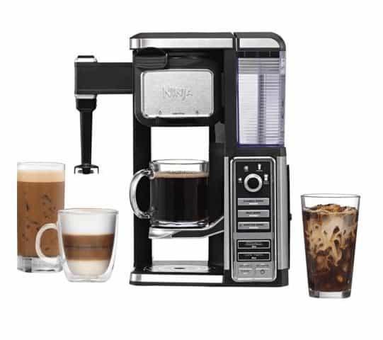 eBay Beating Kohls Black Friday Ad - Ninja Single Serve Coffee Bar ONLY $64.99 Shipped