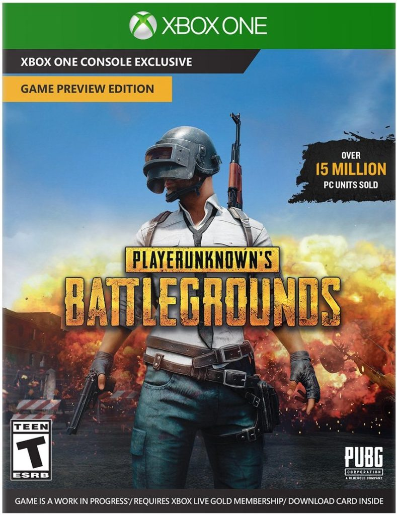 Amazon Prime Members: Pre-Order Playerunknown's Battlegrounds Xbox Game for $23.99