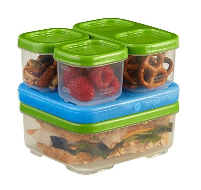 Rubbermaid LunchBox Sandwich Kit Deal -  ONLY $5.85 (Was $39)