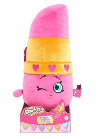 Shopkins Feature Plush Lippy Lips Only $9.99