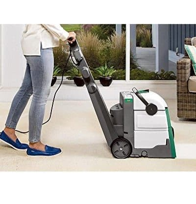 Bissell Big Green Professional Grade Carpet Cleaner