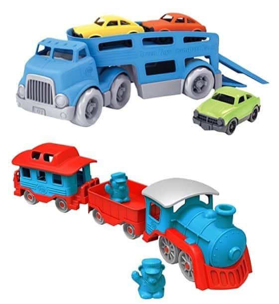 Up to 60% Off Green Toys - Prices Start at $5.23!