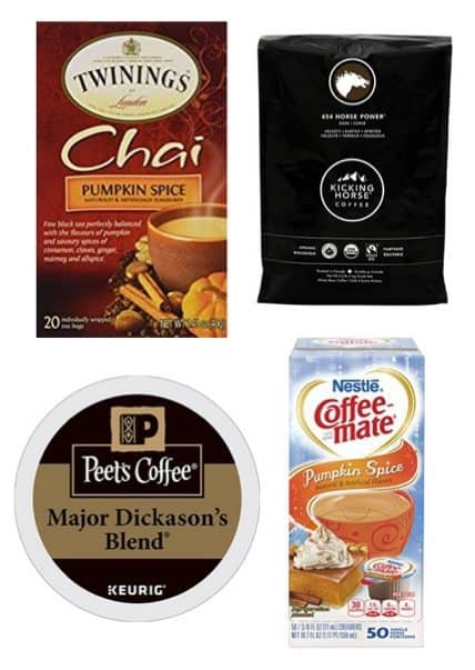 Up to 40% Off Fall Favorite Beverages ~ Twinings English Tea 24 K-Cups $8.54