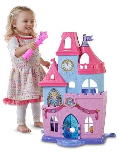 Fisher-Price Disney Princess Magical Wand Palace $34.99