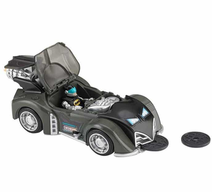 Fisher-Price Imaginext Batman & Batmobile Only $14.99