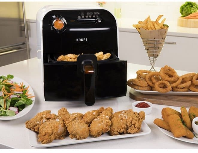 Up to 69% Off KRUPS Kitchen Essentials ~ Coffee Machines, Toasters, Air Fryers and More
