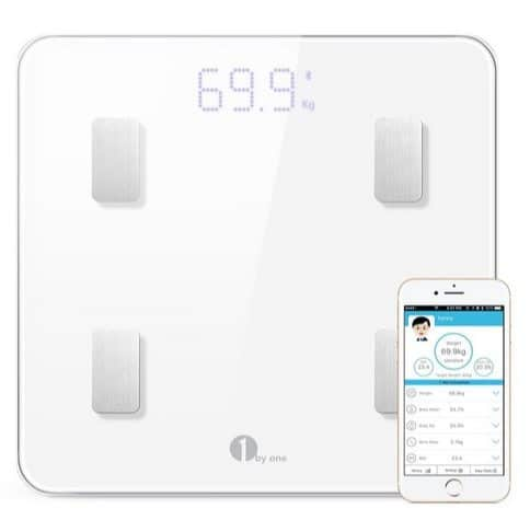 1byone Bluetooth Smart Scale $22.99 (Was $55) **Today Only**