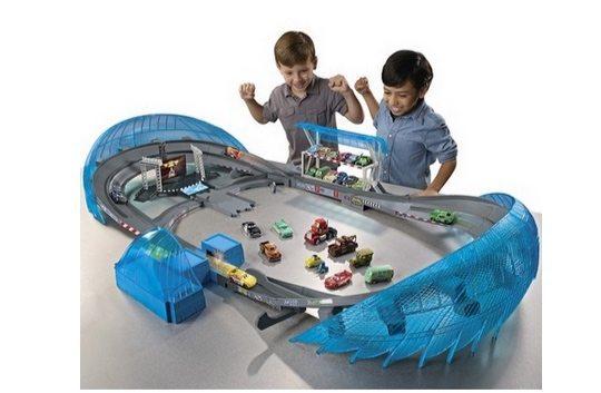 Disney Pixar Cars 3 Ultimate Florida Speedway Trackset $62.83 Shipped!