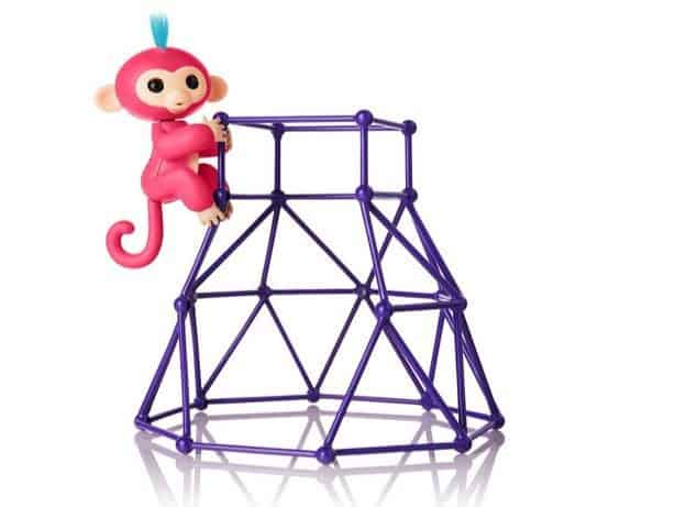 Fingerlings Aimee Monkey & Jungle Gym Playset Only $19.99 **SOLD OUT**