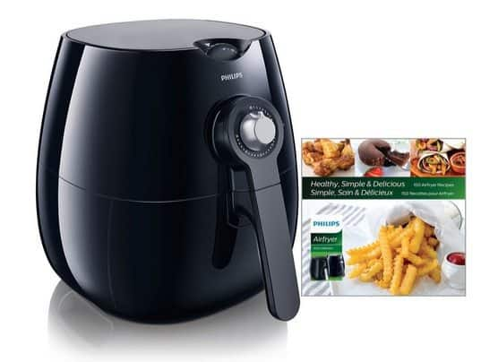 Philips Airfryer with Bonus Cookbook $109.99 (Was $249.95) **Today Only**