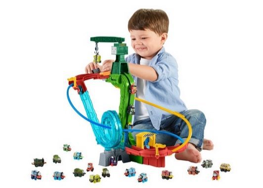 Fisher-Price Thomas & Friends MINIS Motorized Raceway Only $12.97 (Was $28)