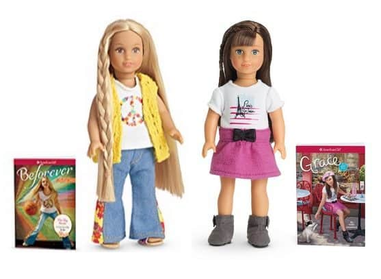 American Girl Mini Doll & Book Sets As Low As $13.03