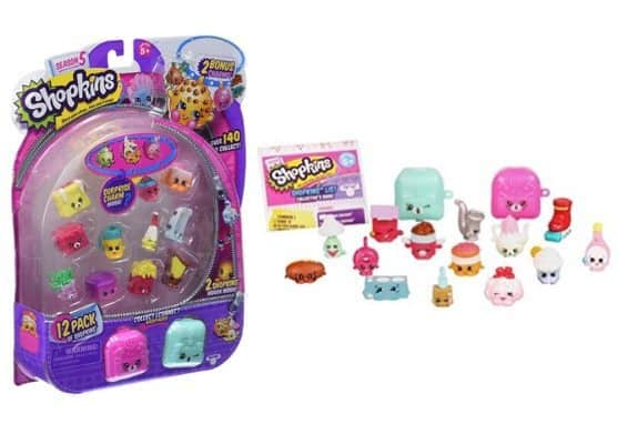 Shopkins 12-Pack Only $4.97