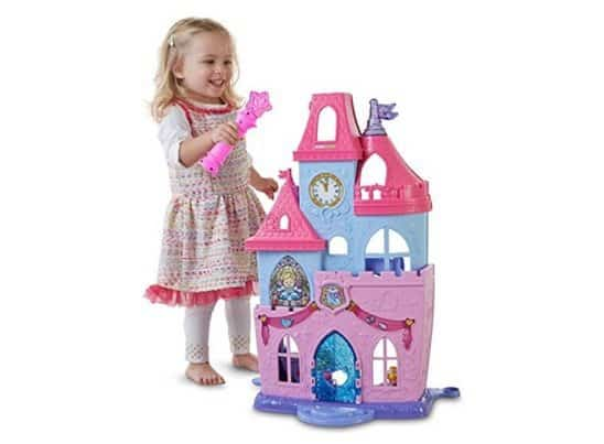 Fisher-Price Disney Princess Magical Wand Palace Only $24.88