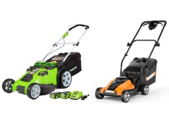 Save BIG on Electric Mowers ~ WORX 14-Inch Cordless Mower $119 (Was $200) **Today Only**