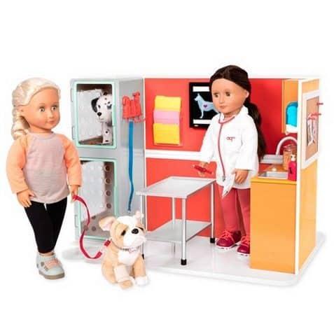 58 Piece Our Generation Vet Clinic Deal