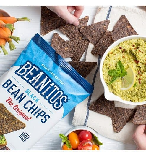 Beanitos Tortilla Chips 6-Pack $10.76 **Only $1.79 Per Bag**