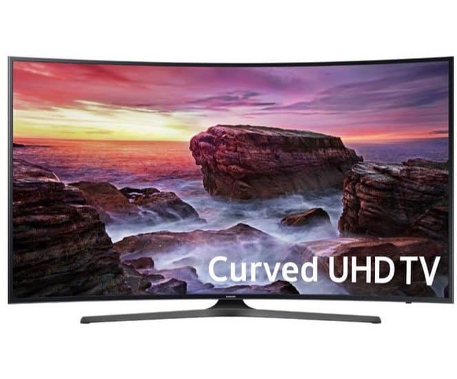 Samsung Curved 65-Inch 4K Ultra HD Smart LED TV $929.99 Delivered **Today Only**
