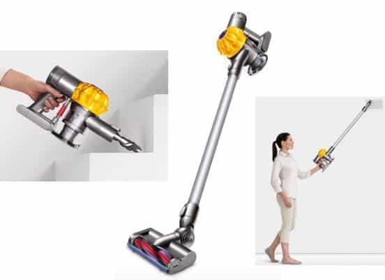Dyson Cordless Vacuum with V6 Motor $149 **Lowest Price Ever**