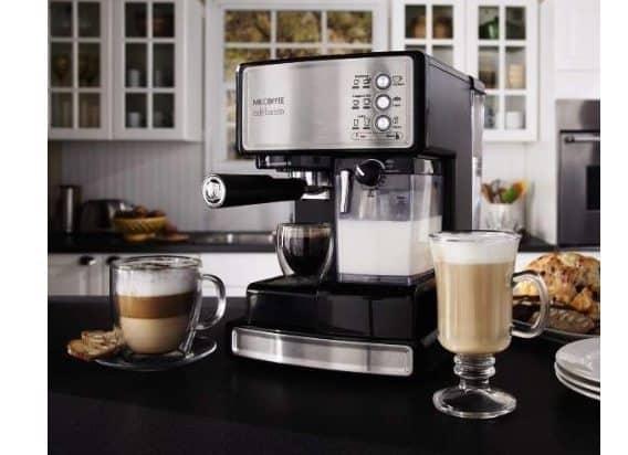 Mr. Coffee Café Barista Premium Espresso & Cappuccino System $106.39 (Was $200)