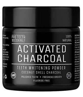 Activated Charcoal Natural Teeth Whitening Powder $10.99 (Was $30) **Today Only**
