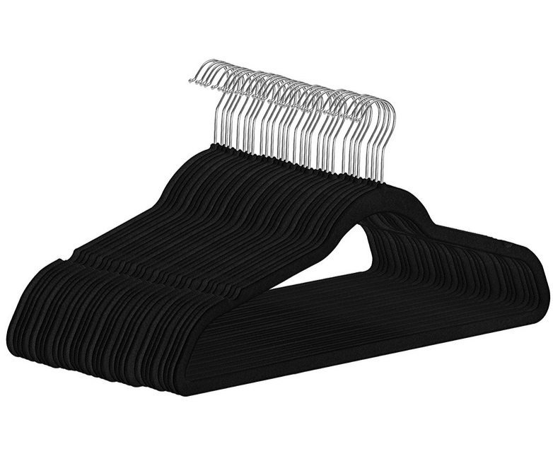 Pack of 30 Premium Velvet Hangers ONLY $9.28 (Was $40)