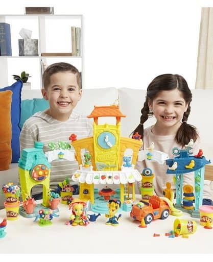 Play-Doh 3-in-1 Town Center ONLY $6